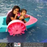HDPEの打撃のプラスチック屋外の子供手のかいボート