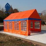 Tessuto rivestito impermeabile del poliestere del PVC del PVC Tarpaulin/500d per la tenda