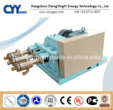 Cyyp 78 Uninterrupted Service Large FlowおよびHigh Pressure LNG Liquid Oxygen Nitrogen Argon Multiseriate Piston Pump