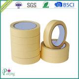 吹き付け塗装のクレープ紙の自動車保護テープ