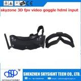 Skyzone neue Version weißes 3D HDMI in der Fpv Schutzbrille
