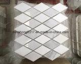 Mosaico bianco granito/del marmo per il mosaico stanza da bagno/pavimento/mattonelle della cucina/della parete
