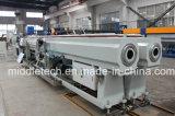 Cadena de producción del tubo--La electricidad del PVC transmite la cadena de producción