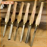 Kit de madera del mango de maniobra del HSS para el funcionamiento de madera