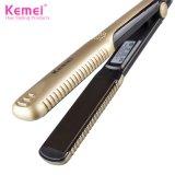 Ferro cerâmico portátil profissional do Straightener do cabelo de Hairstyling do Straightener novo do cabelo Kemei327