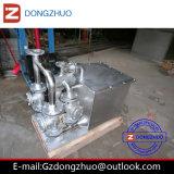 Doppelte Pumpen-anhebendes Abwasser-Gerät zurückströmen