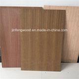 ISO9001: O folheado 2008 natural enfrentou a madeira compensada/Blockboard/MDF
