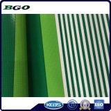 Tessuto impermeabile laminato freddo della striscia della tela incatramata del PVC (250dx250d 22X19 480g)