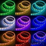 Flexibler LED Streifen 120LEDs/M 12V 24V der Qualitäts-SMD3528 Gleichstrom