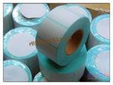 La précision découpant les produits adhésifs contient l'étiquette auto-adhésive