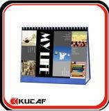 Stand de bureau de calendrier de calendrier de Tableau de Promotioal