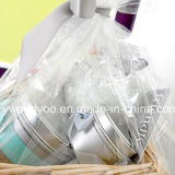 Vela perfumada del arte de la soja de la alta calidad en venta al por mayor del estaño