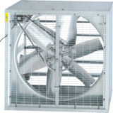 Ventilador de flujo axial montado en la pared del extractor de Greehouse (SF-G)