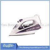 Ferro elettrico elettrico Ssi2830 del ferro di vapore con il Soleplate di ceramica (viola)