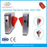Anti-Pellizcar la puerta de alta velocidad automática SUS304 con la barrera de la solapa