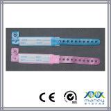 Medizinischer Krankenhauswristband-erwachsenes Armband Identifikation-Band (MN-IDB002)