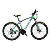 Vélo de montagne hydraulique d'alliage d'aluminium de frein à disque de 27 vitesses