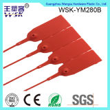 Plastic Slot van de Rode Kleur pp van de Verkoop van de Fabriek van de Verbinding van Guangzhou het Plastic direct met Druk