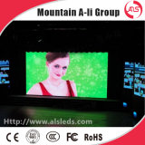 Visualizzazione di LED esterna dello schermo di visualizzazione del LED di colore completo di P8mm per il video
