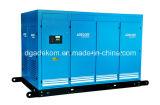 Compressor de ar quente Kf220L-3 do parafuso da baixa pressão da venda (INV)
