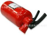 Rectifieuse à 3 couches créatrice de fumée de forme d'extincteur de rectifieuse de tabac en métal de mode