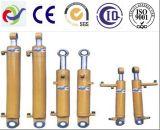 De gelaste Cilinder van de Olie van het Project