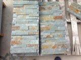 Шифер/кварц/гранит/мрамор/плитка/ванная комната Cutural каменные/настил/каменная плитка/зеленый цвет/чернота/желтый цвет/серое/беж/Brown/деревенский шифер