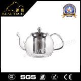 Тип стеклянный чайник Pyrex с нержавеющей сталью Infuser