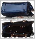 Sac à main de Madame Woman Patent PU Leather de créateur de sac d'épaule de Hobo de mode