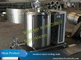 réservoir de refroidissement vertical de réservoir de refroidissement du lait 1000lts