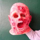 Masque effrayant de Veille de la toussaint de latex de taille adulte flexible de luxe