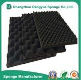 Mousse acoustique utilisée de forme de cale d'insonorisation de matériel électronique de machine