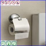 Suporte Recessed impermeável fixado na parede do papel higiénico do aço inoxidável do banheiro