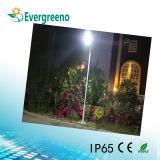 Lumière solaire de jardin avec IP65