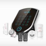Het nieuwe wolf-Wacht Draadloze GSM van het Huis Systeem van het Alarm voor Huis beschermt en voor de veiligheidsWacht van het Huis