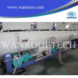 PVC Pipeのための円錐Twin Screw Extruder Machine