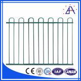 Yard-Aluminiumzaun mit Qualität