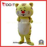 Tigre bonito feito-à-medida trajes animais da mascote