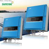 l'inverseur solaire de fonction de 5000W 10kw 15kw 20kw 30kw WiFi avec MPPT pour sur le système solaire de cravate de grille Grille-Attachent l'inverseur