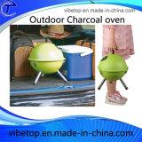 Grade de madeira do forno da pelota do carvão vegetal colorido