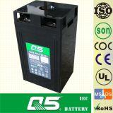 il AGM 2V400AH, gelifica la batteria di Aicd del cavo regolata valvola ricaricabile profonda della batteria di potere della batteria di energia solare del ciclo della batteria ricaricabile per il sistema di energia solare