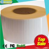 ISO-18000-6C EPC Classe 1 Gen 2 AD-320 U7 papel Etiqueta RFID UHF para vestuário e varejo