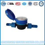 Einflutige Nylonkarosserien-kaltes oder Heißwasser-Messinstrument