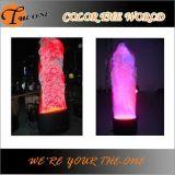 イベントの装飾の安全な絹の擬似炎の照明