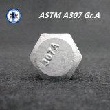ASTM A307 Gradea Hexagon-Schraube