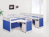 Het klassieke 4-mensen Werkstation Van uitstekende kwaliteit van het Bureau van het Bureau van de Verdeling Houten (sz-WS311)