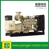 100%の銅の交流発電機300kVA 240kwはタイプ携帯用ディーゼル発電機を開く
