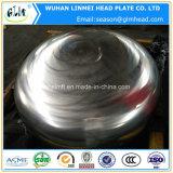 L'acciaio inossidabile delle teste ellissoidali servisce le protezioni del tubo dell'estremità