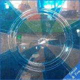 Diamètre de marche de la bille 2m de l'eau de bille de Zorb de l'eau avec PVC 1.0mm de l'Allemagne Tizip et du matériau
