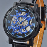 Reloj de los hombres de la marca de fábrica del ganador